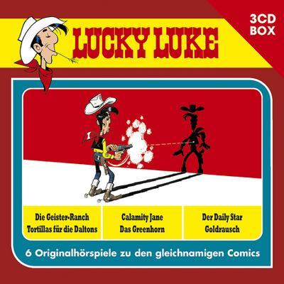 Lucky Luke - Hörspielbox Vol. 1