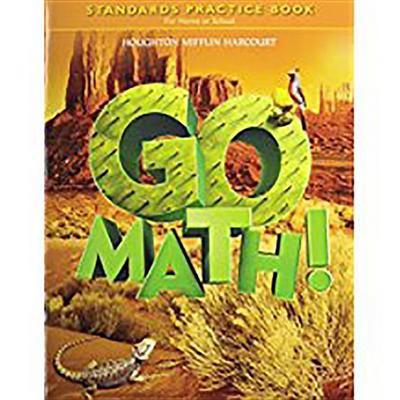 Go Math!: Standards Practice Book Grade 5