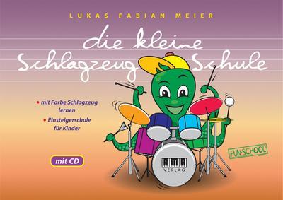 die kleine Schlagzeug-Schule