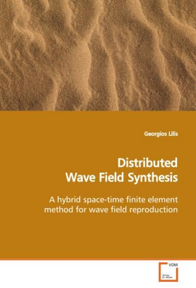 Distributed Wave Field Synthesis