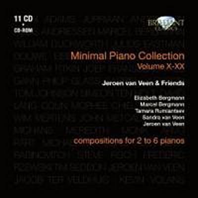 Minimal Piano Collection Vol.10-Xx