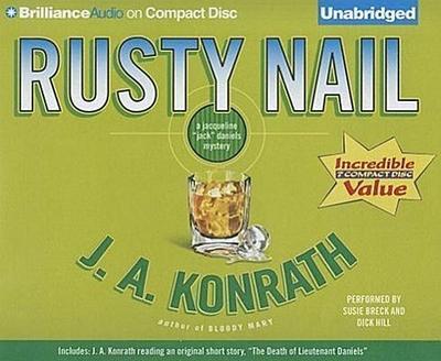 Rusty Nail: A Jacqueline 'Jack' Daniels Mystery