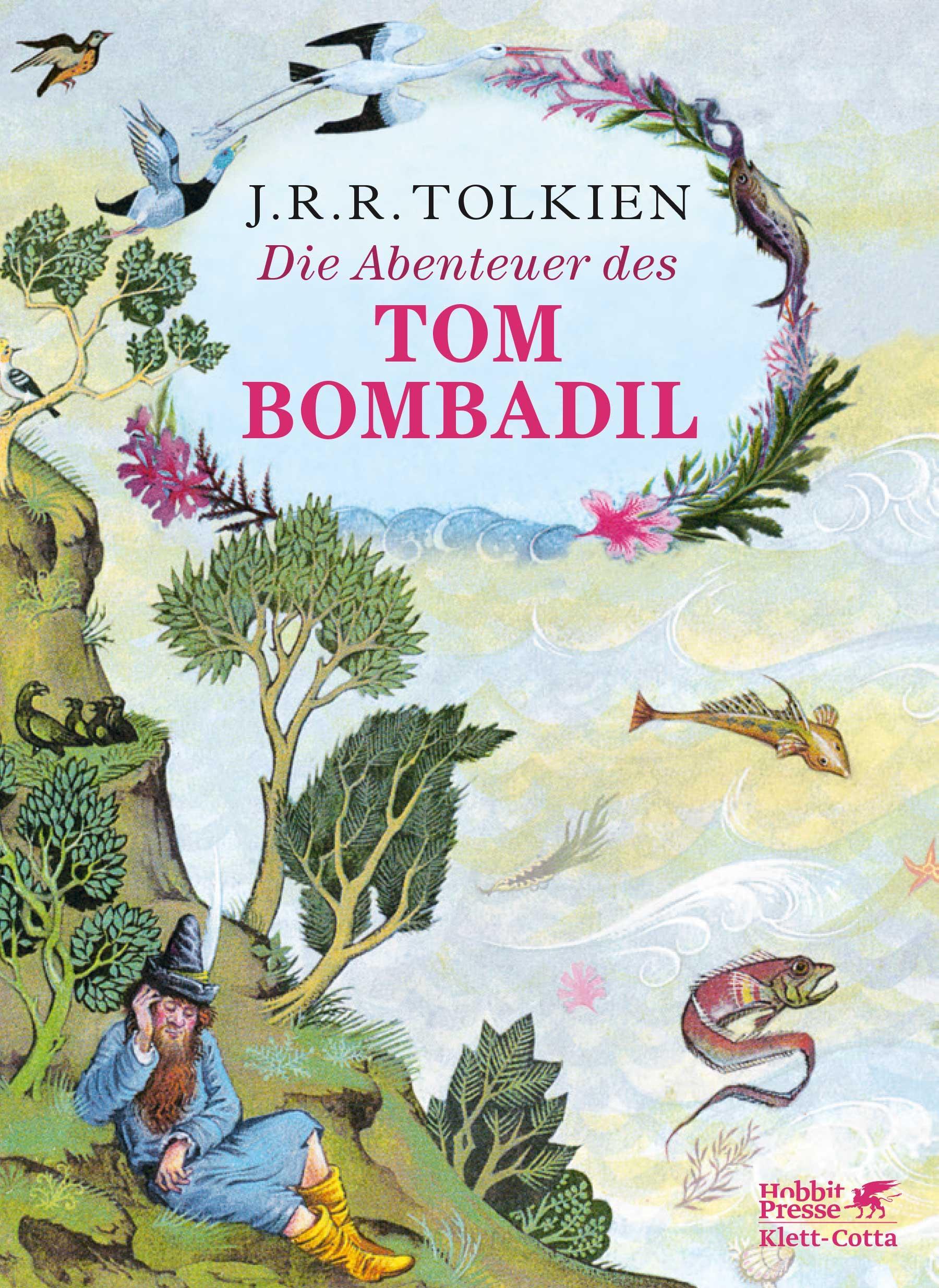 Die Abenteuer des Tom Bombadil J. R. R. Tolkien