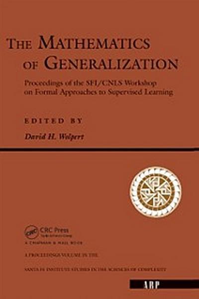 Mathematics Of Generalization