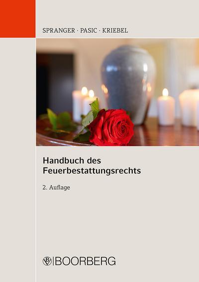 Handbuch des Feuerbestattungsrechts