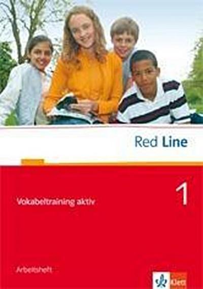 Red Line 1. Vokabeltraining aktiv