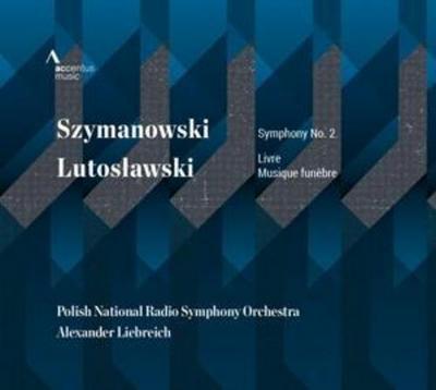 Sinfonie 2/Livre Musique Funebre
