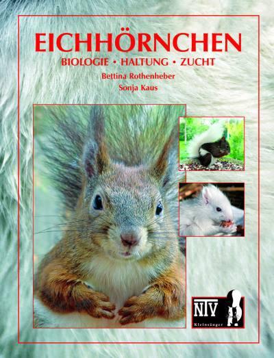 Bettina Rothenheber , Eichhörnchen ,  9783866590977