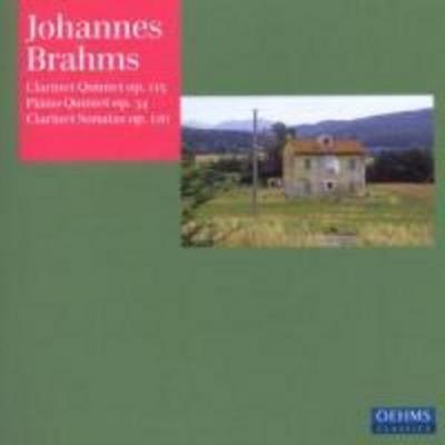 Kammermusik Op.115/Op.34/Op.120