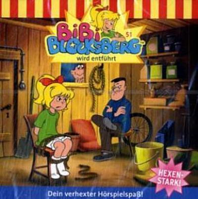 Bibi Blocksberg 051. wird entführt