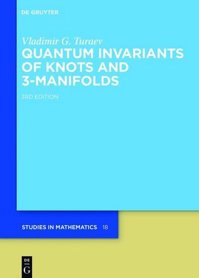 Quantum Invariants of Knots and 3-Manifolds