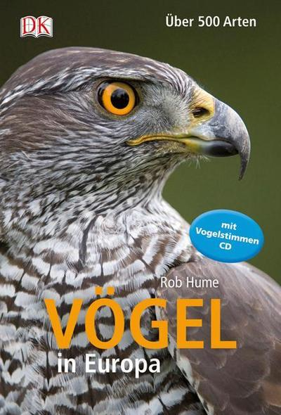 SALE Vögel in Europa, m. 1 Audio: Über 500 Arten - Mit Vogelstimmen-CD
