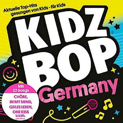 Kidz Bop Kids, 1 Audio-CD