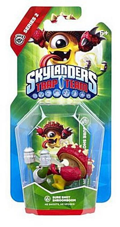 Skylanders Trap Team - Single Character - Shroomboom