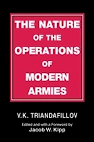 Nature of the Operations of Modern Armies