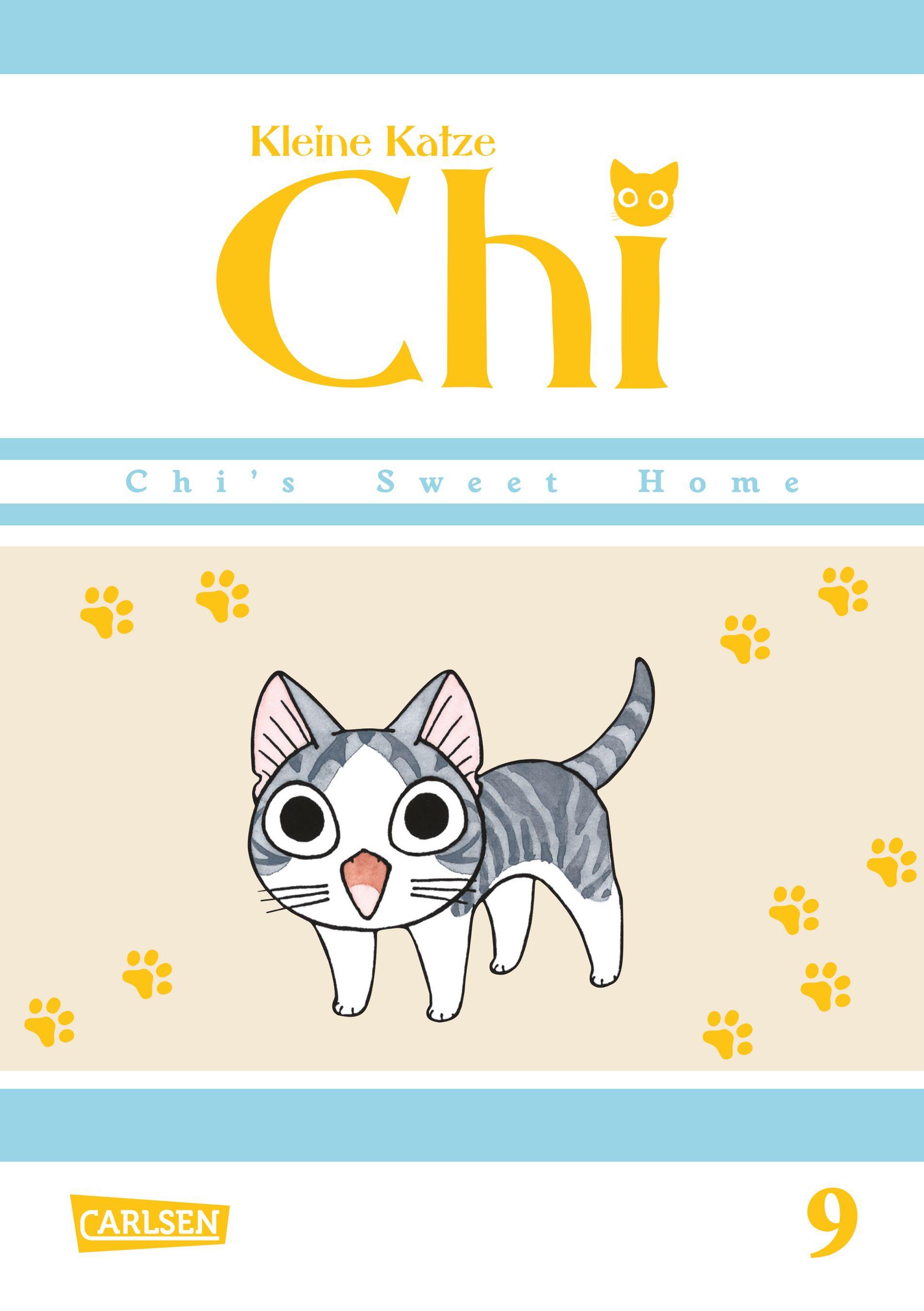 Kleine Katze Chi 09 Konami Kanata
