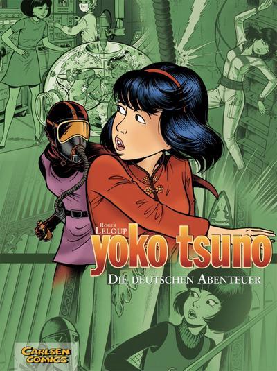 Yoko Tsuno Sammelband 09. Geheimnisse und böser Zauber