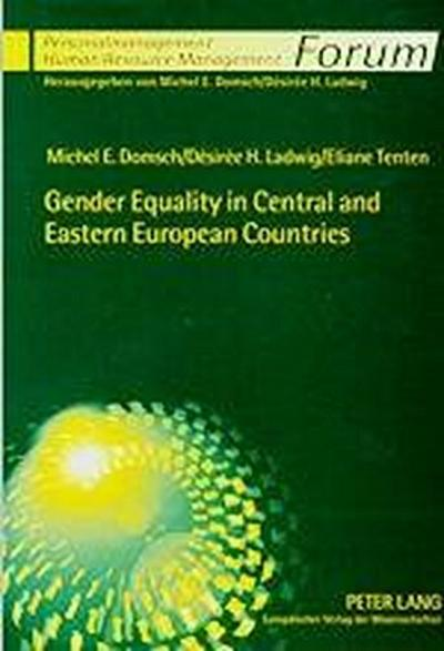 Gender Equality in Central and Eastern European Countries