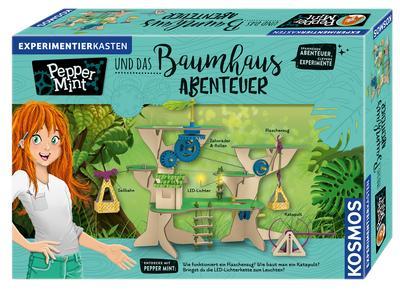 Pepper Mint und das Baumhaus-Abenteuer