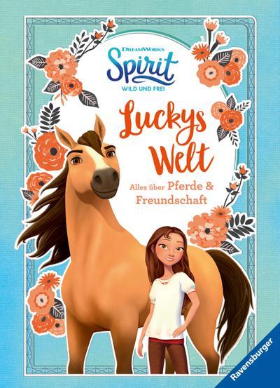 Luckys Welt - Alles über Pferde und Freundschaft