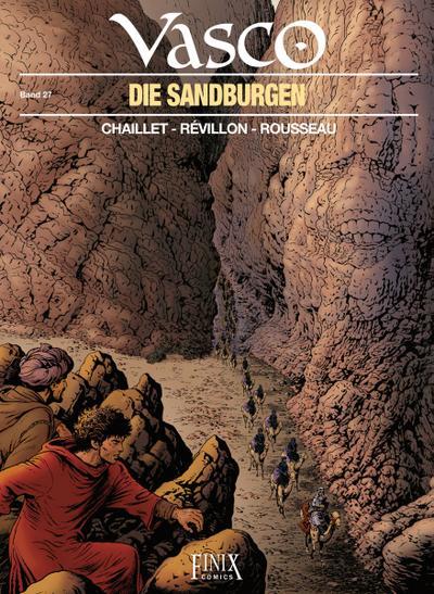 Vasco - Die Sandburgen