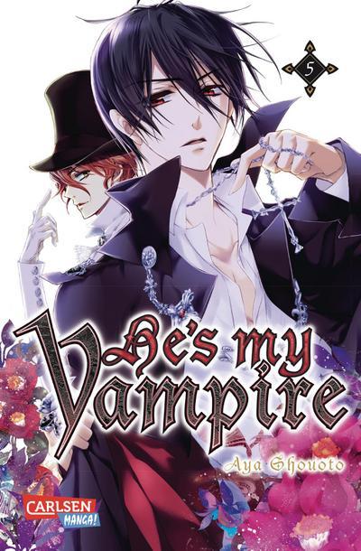 He's my Vampire 05