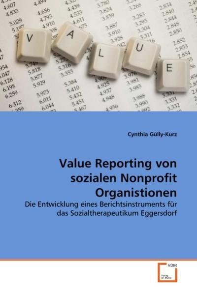 Value Reporting von sozialen Nonprofit Organistionen