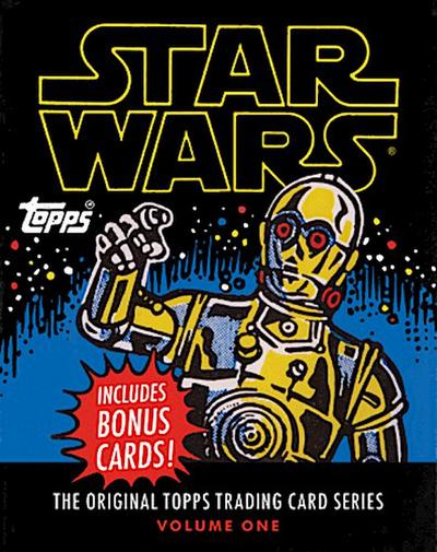 Star Wars: The Original Topps Trading Card Series. Vol.1