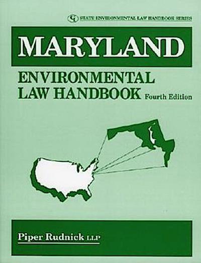 Maryland Environmental Law Handbook