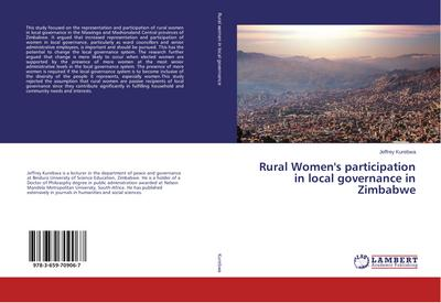 Rural Women's participation in local governance in Zimbabwe