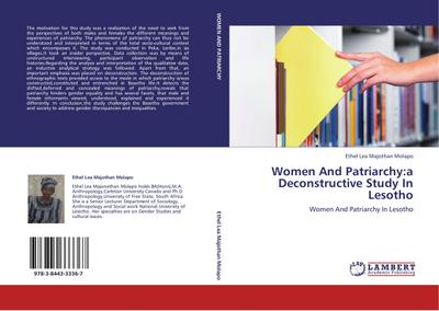 Women And Patriarchy:a Deconstructive Study In Lesotho
