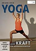 Yoga - mehr Kraft für Ausdauersportler