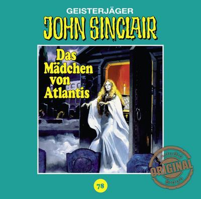 Geisterjäger John Sinclair (78) - Das Mädchen von Atlantis