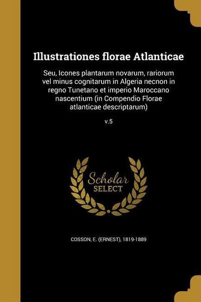 LAT-ILLUSTRATIONES FLORAE ATLA
