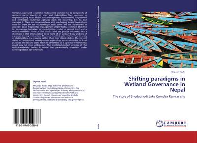 Shifting paradigms in Wetland Governance in Nepal