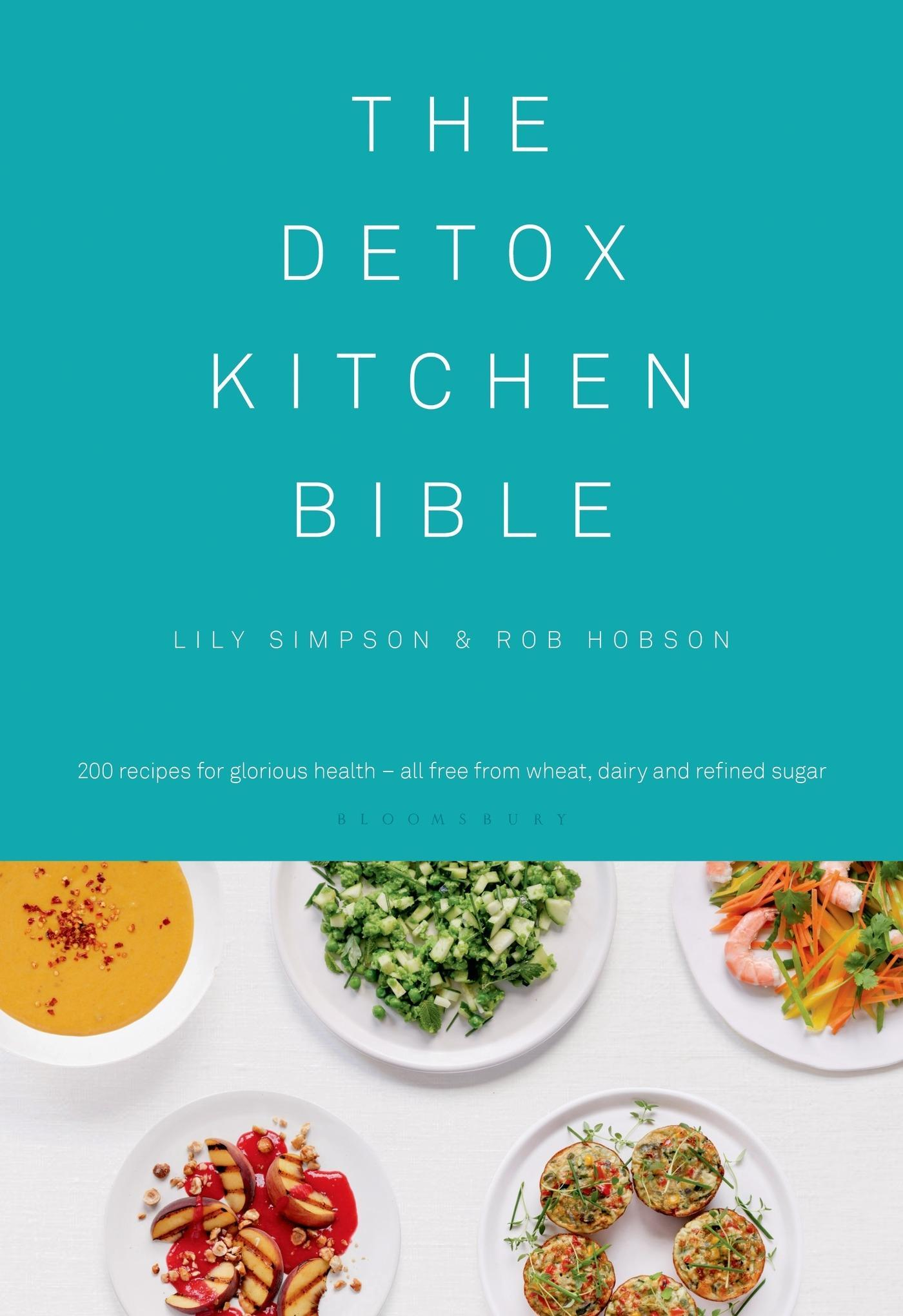 The Detox Kitchen Bible Lily Simpson