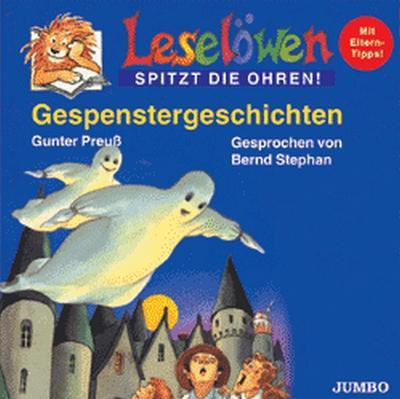 Gespenstergeschichten, 1 Cassette