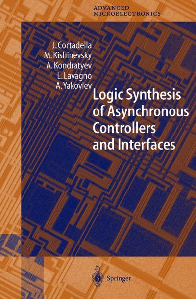 Logic Synthesis of Asynchronous Controllers and Interfaces