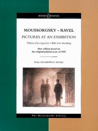 Bilder einer Ausstellung - Modest Mussorgskij