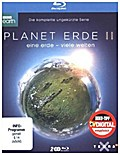 Planet Erde: eine erde - viele welten. Tl.2, 2 Blu-ray