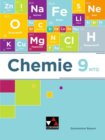 Chemie Bayern 9 NTG Schülerbuch