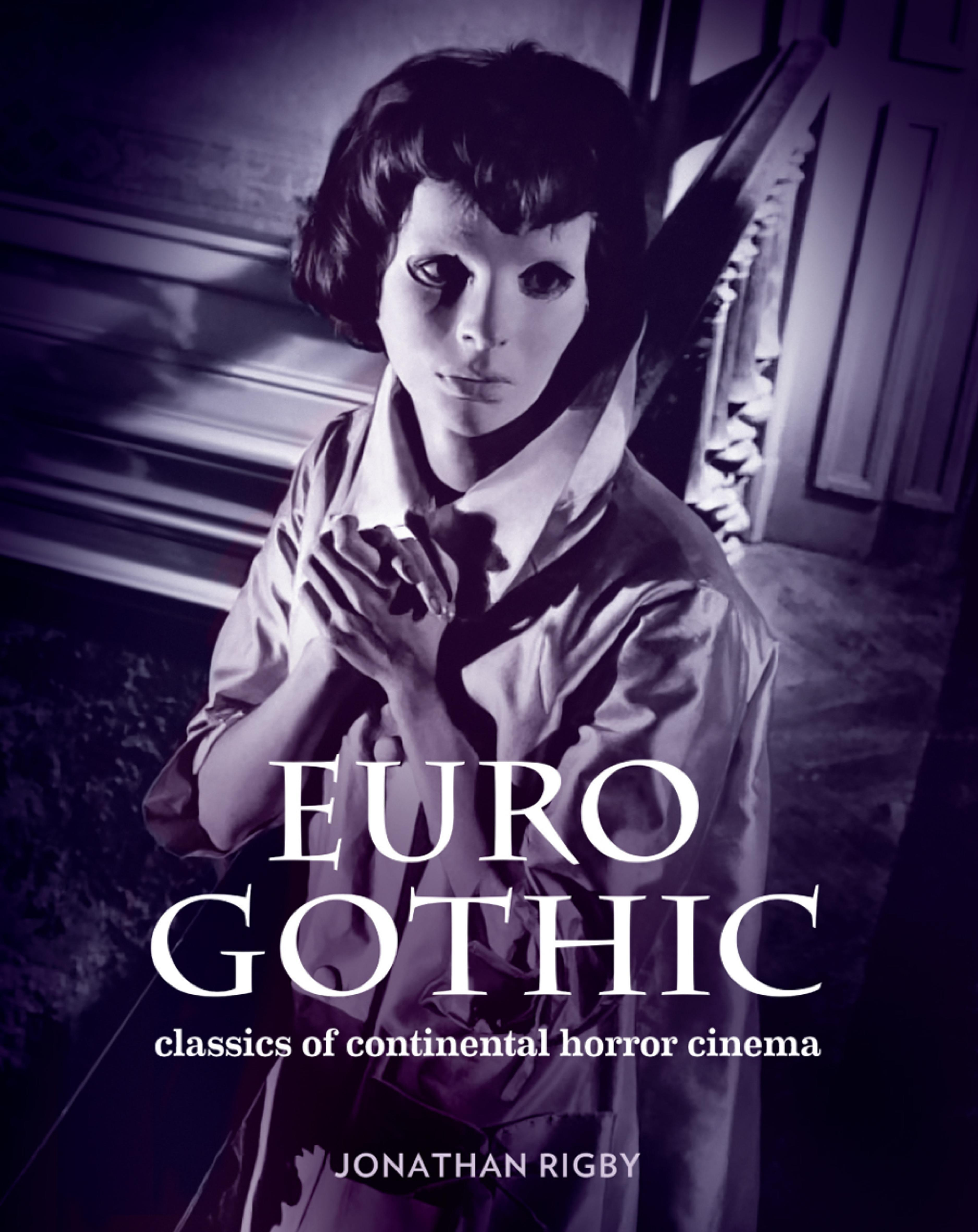 Euro Gothic Jonathan Rigby