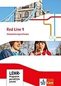 Red Line. Ausgabe ab 2014 5. Klasse, Vokabelübungssoftware, CD-ROM
