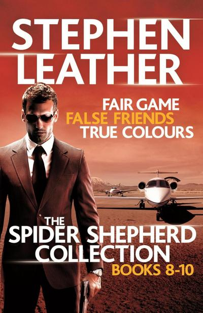 The Spider Shepherd Collection 8-10