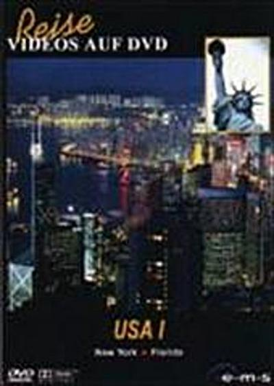 USA 1 - Rough Trade Distribution Gmbh - DVD, Deutsch, , New York, Florida, New York, Florida