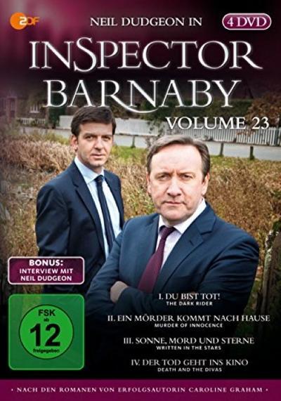 Inspector Barnaby;(23)