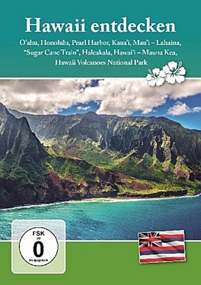 Hawaii entdecken, 1 DVD