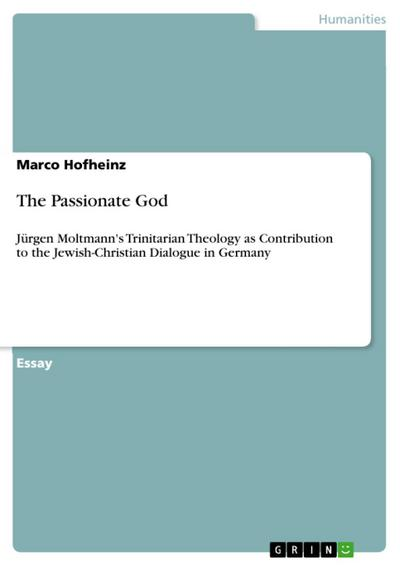 The Passionate God