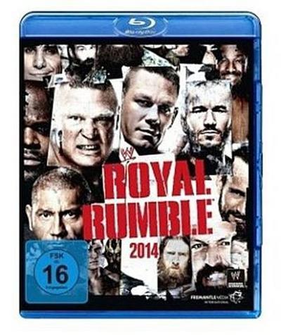Royal Rumble 2014 [Blu-ray]