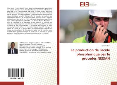 La production de l'acide phosphorique par le procédés NISSAN